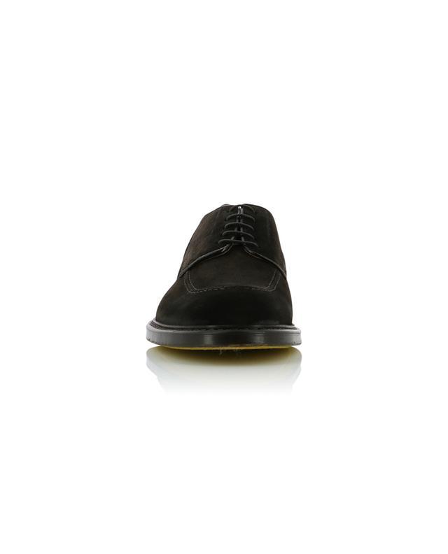 Chaussures à lacets en daim Point DOUCAL'S