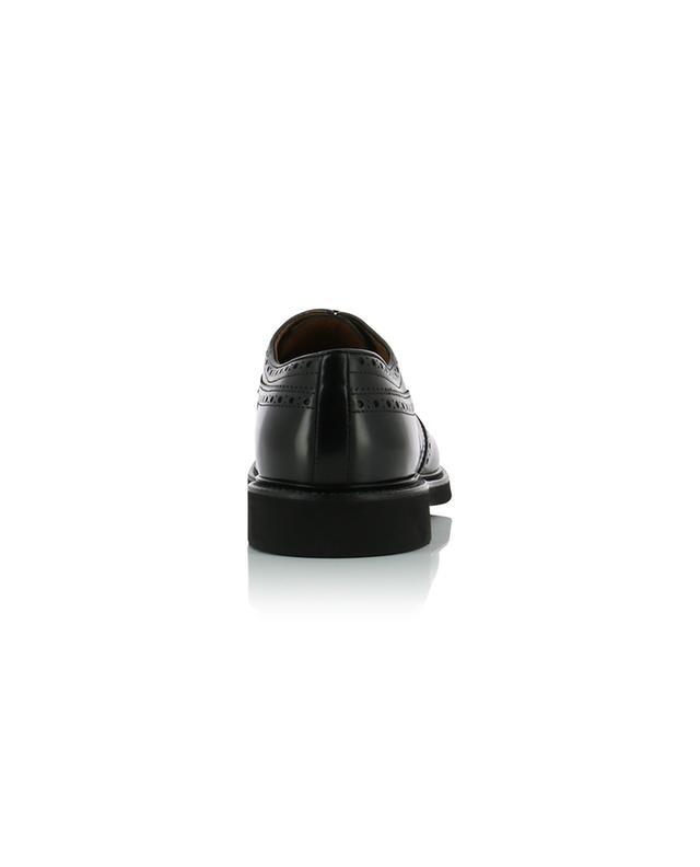 Chaussures à lacets en cuir perforé Kitna DOUCAL'S