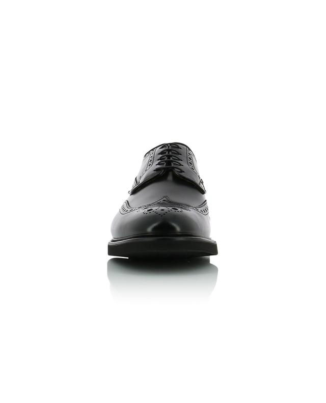 Kitna perforated leather lace-up shoes DOUCAL'S