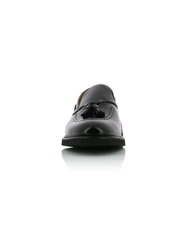 Kitna smooth leather loafer with tassels DOUCAL'S