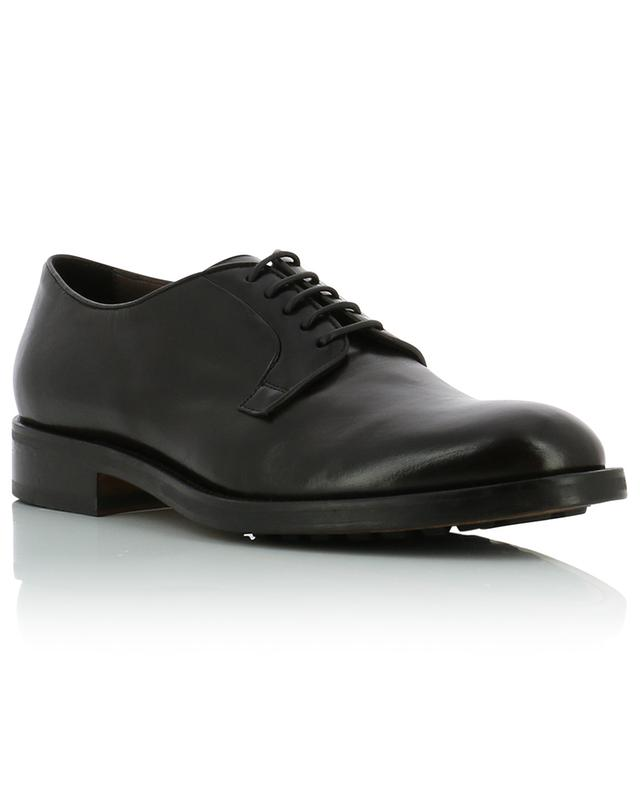 Polo shiny leather lace-up shoes DOUCAL'S