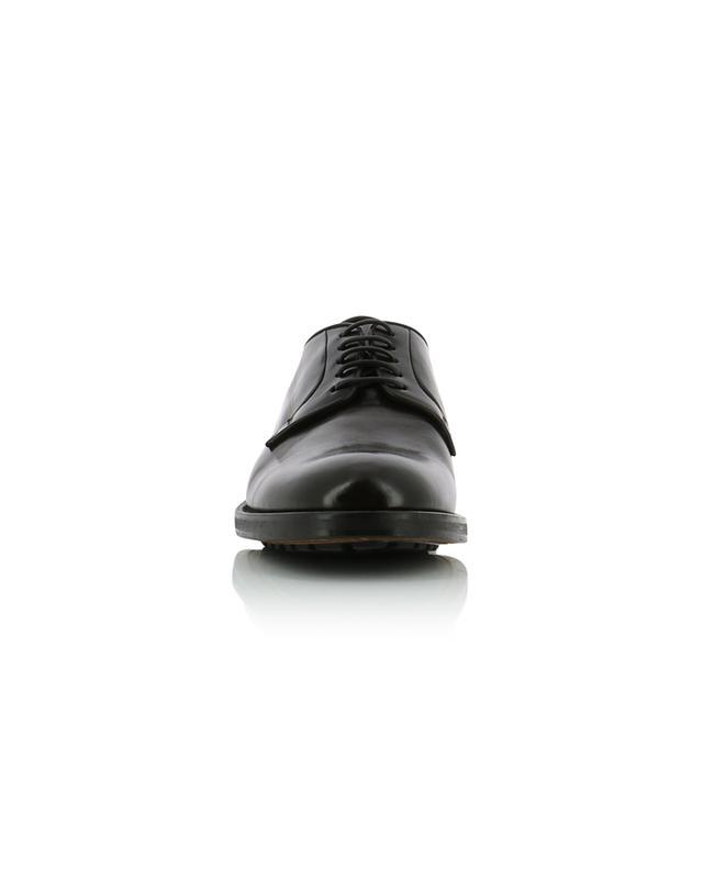 Chaussures en cuir brillant à lacets Polo DOUCAL'S