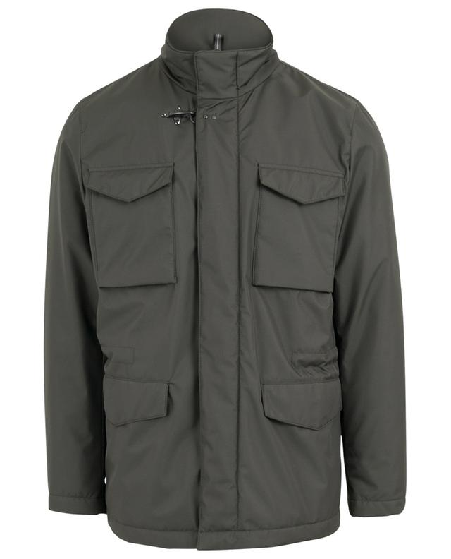 Quilted waterproof jacket FAY
