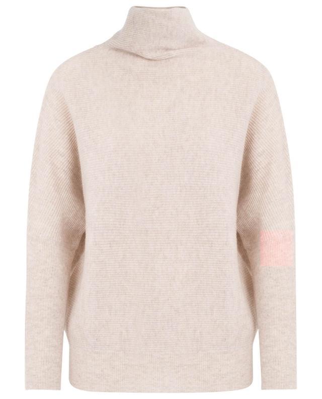 Rib knit wool and cashmere jumper HEMISPHERE