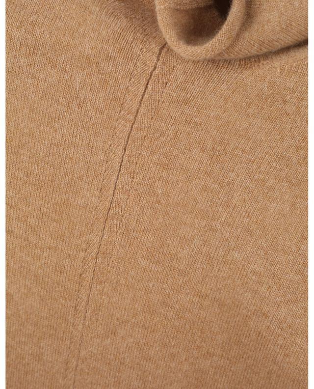 Robe pull sans manches à col montant en cachemire POLO RALPH LAUREN