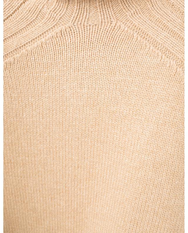 Wool and cashmre blend turtleneck jumper POLO RALPH LAUREN