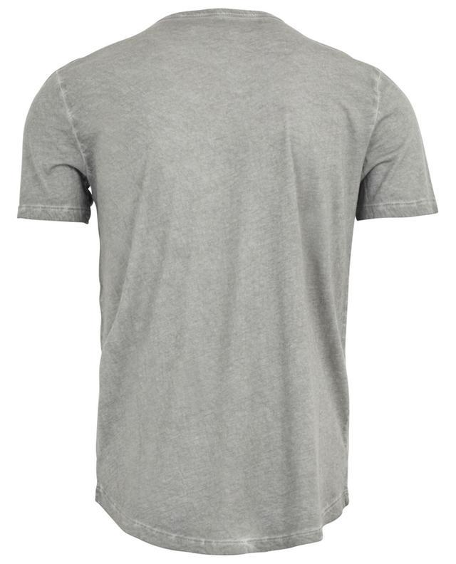 T-shirt manches courtes en coton MAJESTIC FILATURES