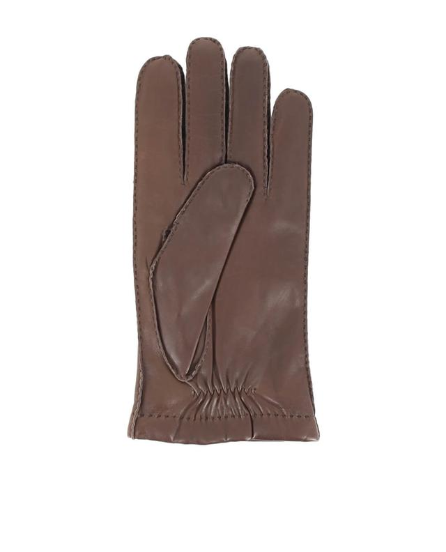 Leather gloves PIERO RESTELLI