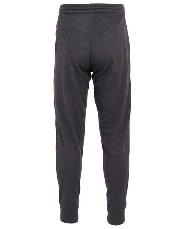 Cotton and cashmere jogging trousers MAJESTIC FILATURES