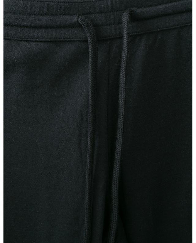 Pantalon de jogging en coton et cachemire MAJESTIC FILATURES