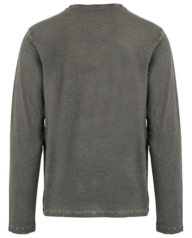 T-shirt manches longues coton cachemire MAJESTIC FILATURES