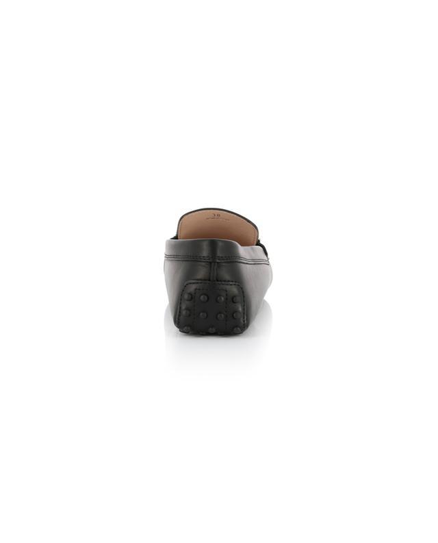 Mocassins en cuir lisse Gommino TOD'S