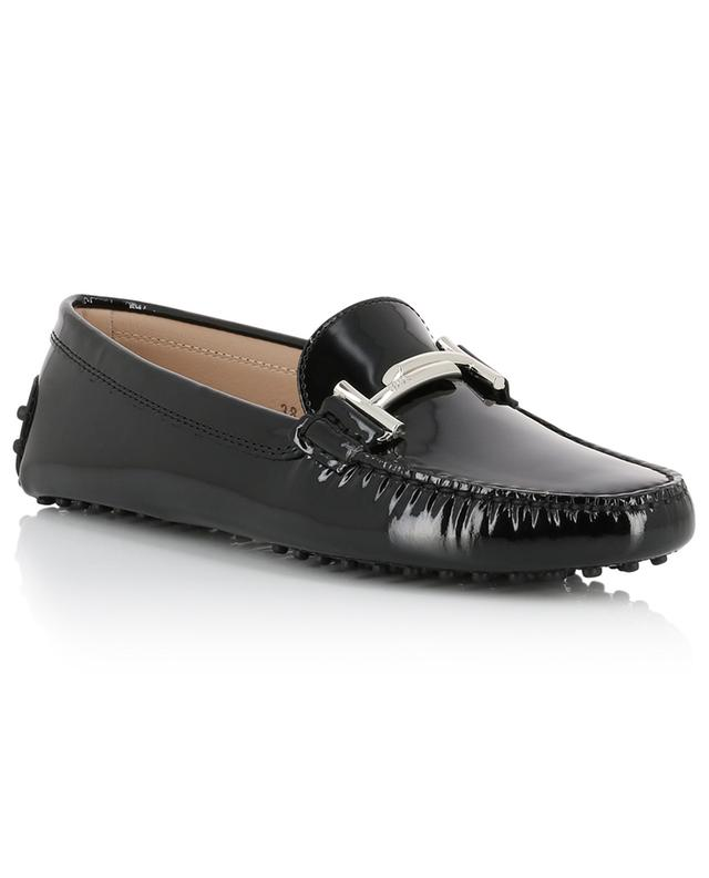 Gommino patent leather loafers TOD'S