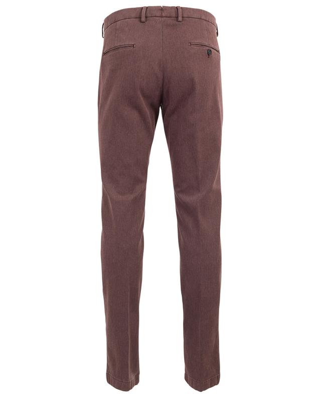 Morello cotton blend chino trousers BERWICH