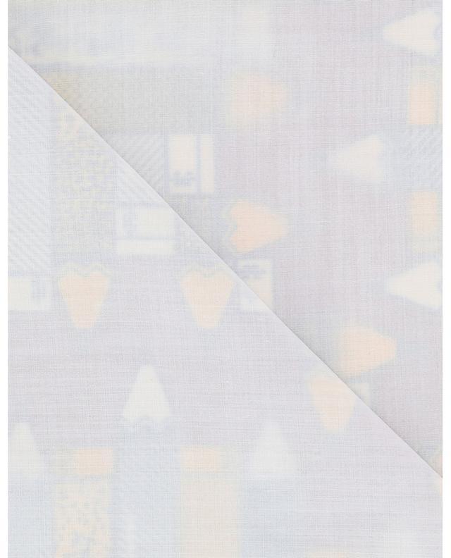 Serviette de table imprimée Wax WAX'S HOME