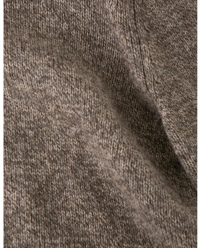 Pull en laine mérinos et yack FILIPPO DE LAURENTIIS