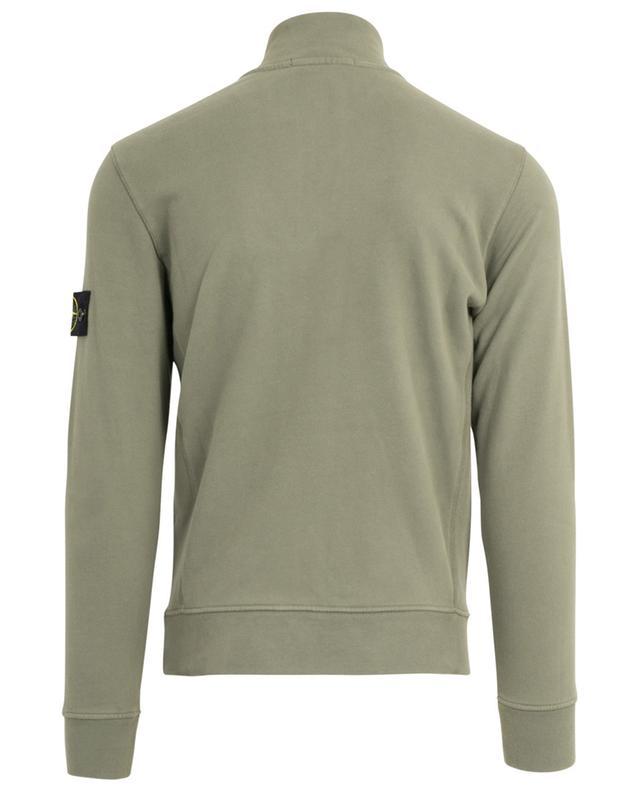 Sweat-shirt à col montant zippé STONE ISLAND