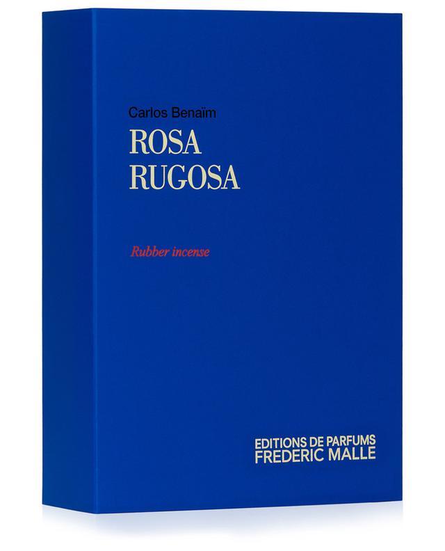 Rosa Rugosa rubber incense FREDERIC MALLE