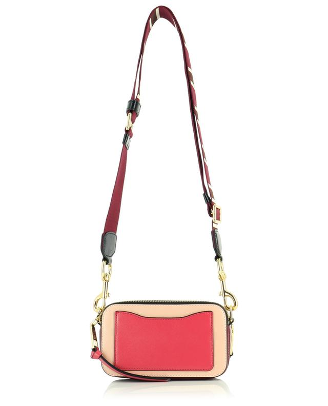 The Snapshot multicolour saffiano leather cross body bag MARC JACOBS
