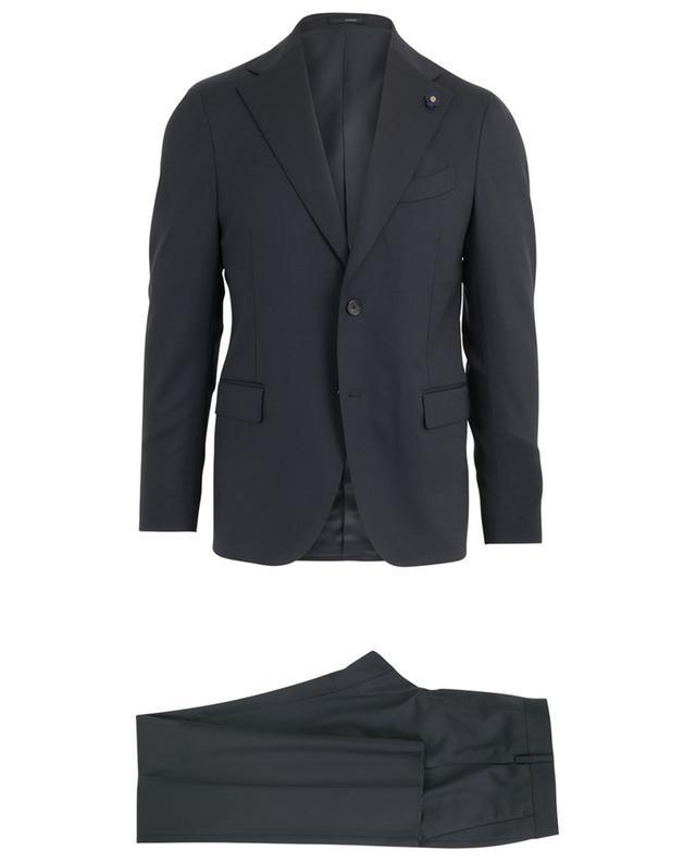 Wool blend suit LARDINI