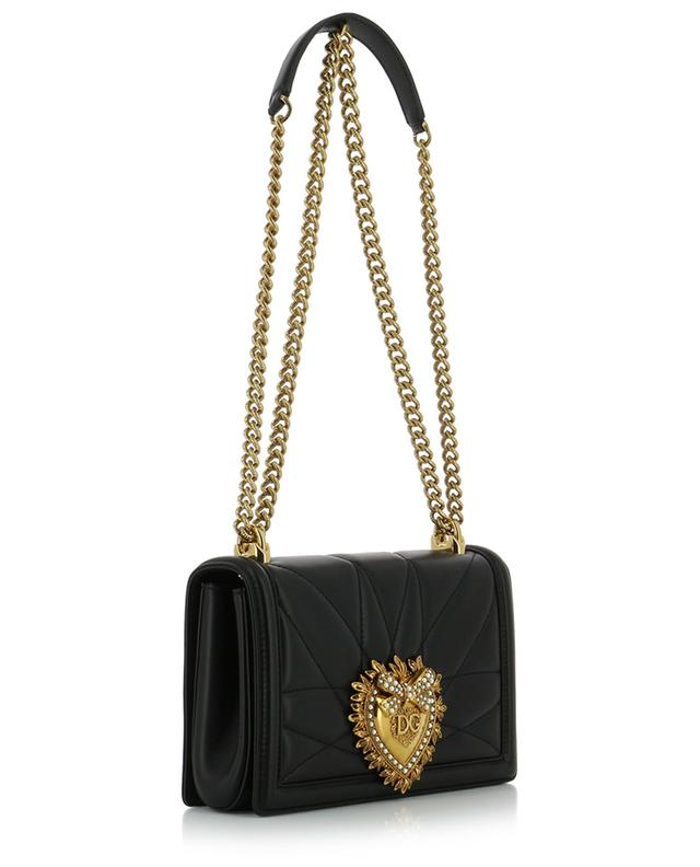 Devotion nappa leather shoulder bag DOLCE & GABBANA
