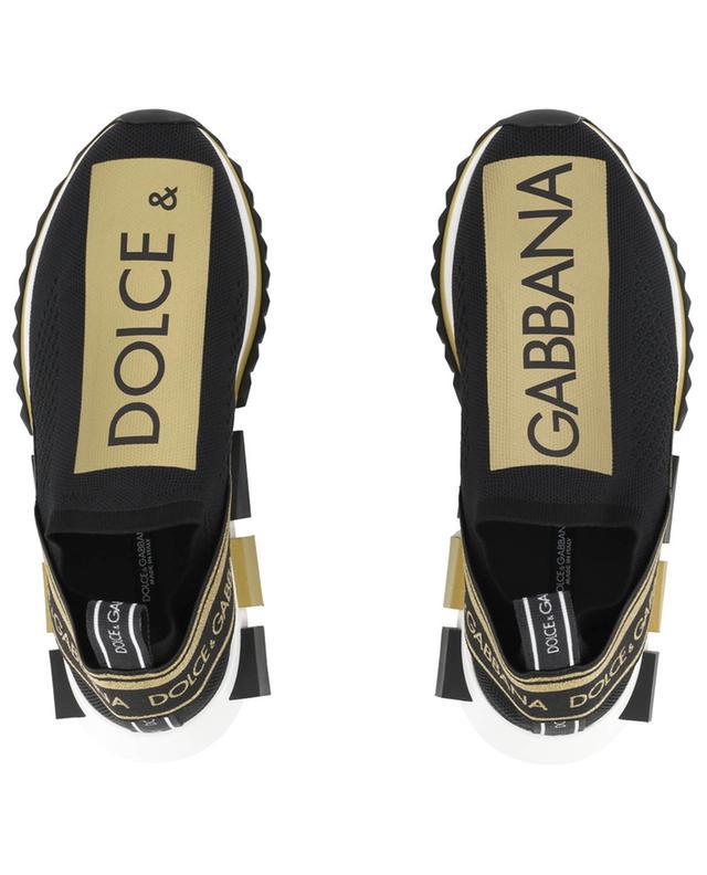 Baskets slip-on en tissu Sorrento DOLCE & GABBANA