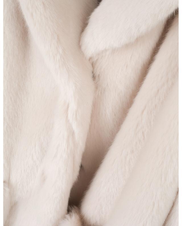 Manteau en fourrure synthétique Cast FAKE FUR
