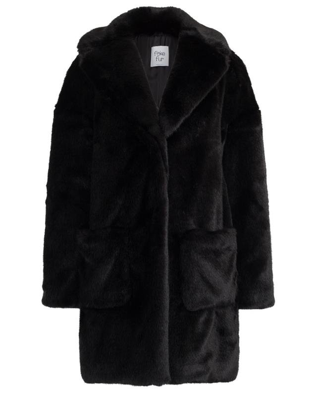 Manteau en fourrure synthétique Cast FAKE FUR