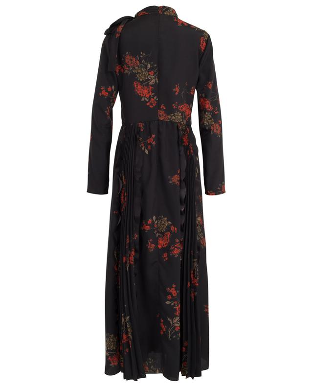 Robe longue Oriental Flowers RED VALENTINO