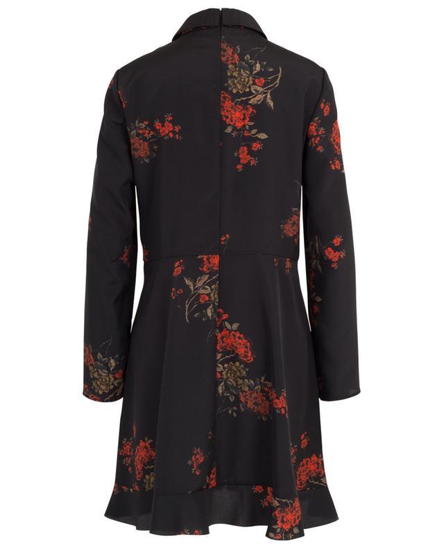 Robe courte Oriental Flowers RED VALENTINO