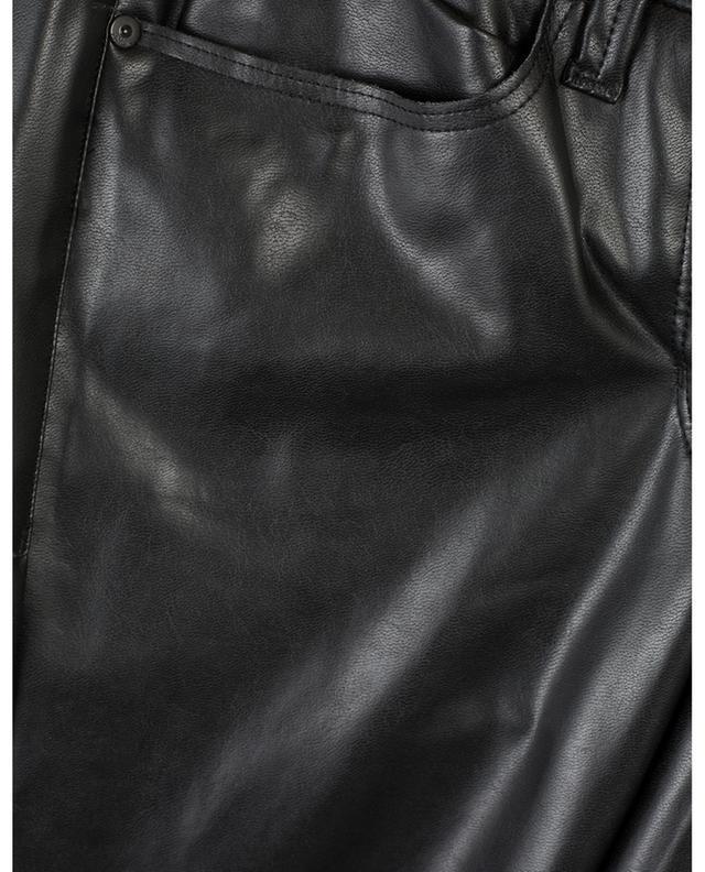 Leggings aus Kunstleder Ray 5-Pocket CAMBIO