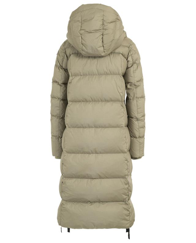 Panda long down jacket PARAJUMPERS