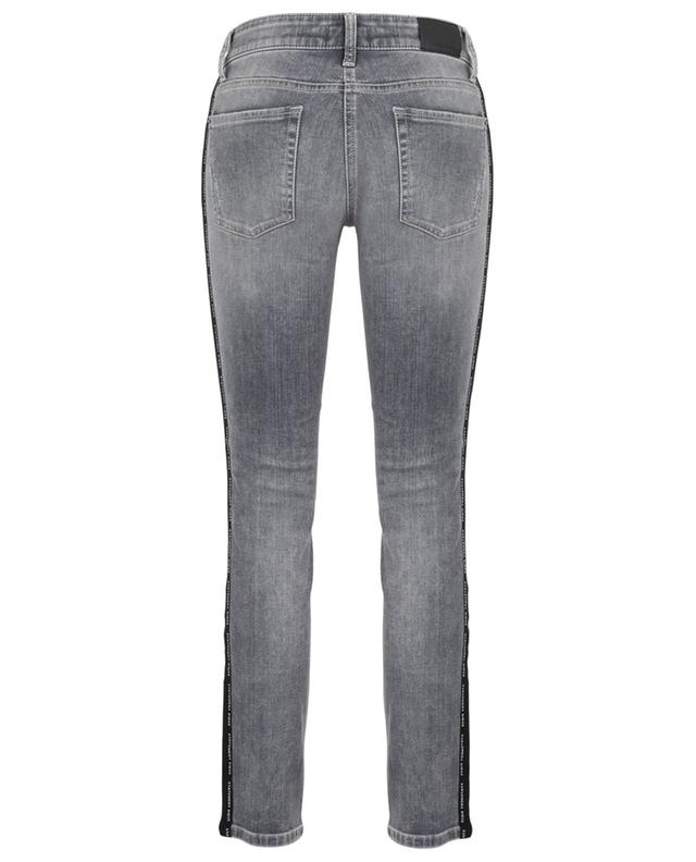 Tess jeans with houndstooth stripe CAMBIO