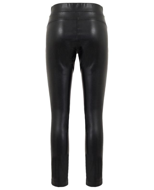 Ray leather-effect leggings CAMBIO
