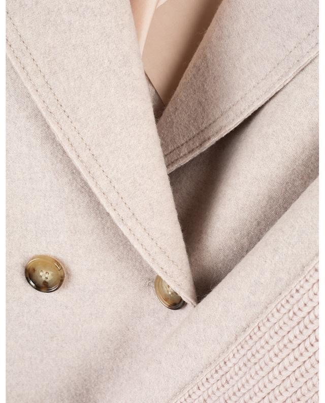 Leichte Jacke aus Schurwolle MARC CAIN