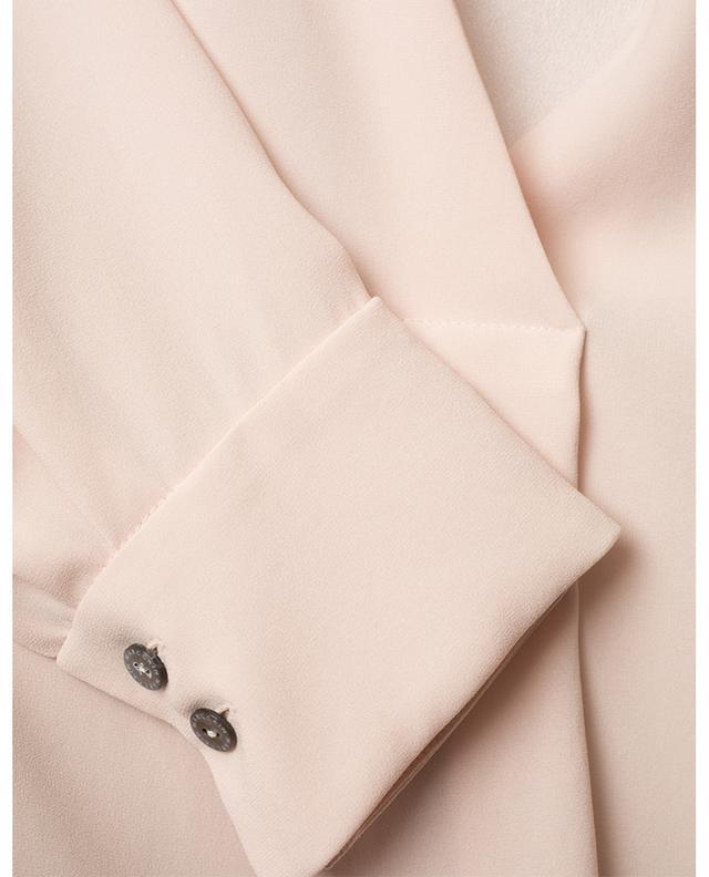 Flowy V-neck blouse MARC CAIN