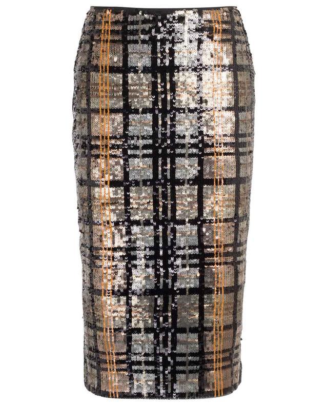 Glitter straight skirt MARC CAIN