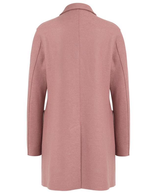 Light virgin wool coat HARRIS WHARF