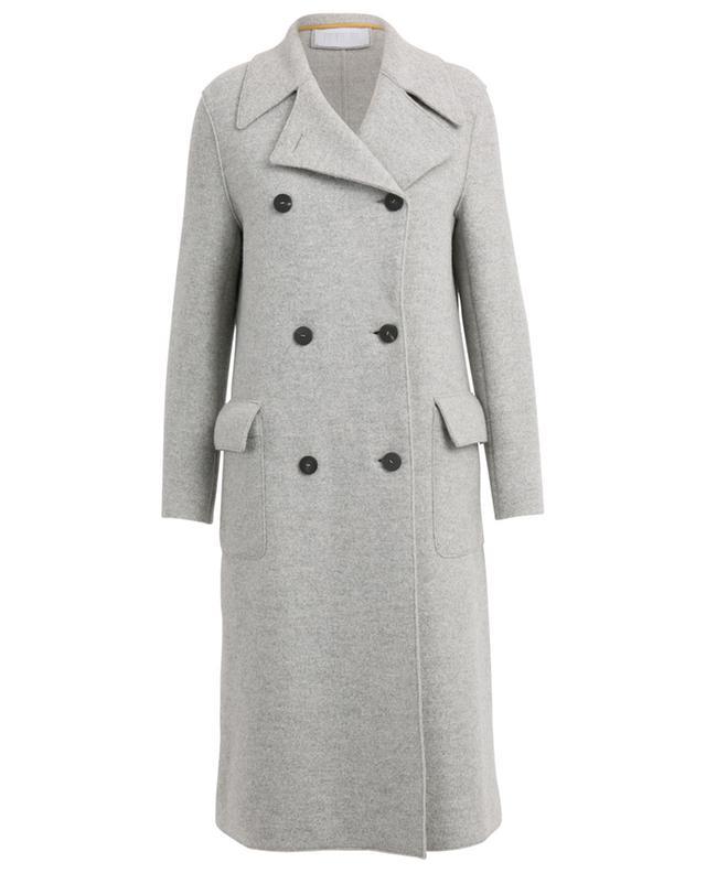 Military boiled wool coat HARRIS WHARF
