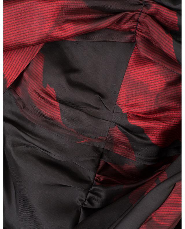 Top sans manches avec noeud oversize N°21