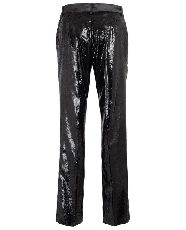 Glitter straight trousers PHILOSOPHY