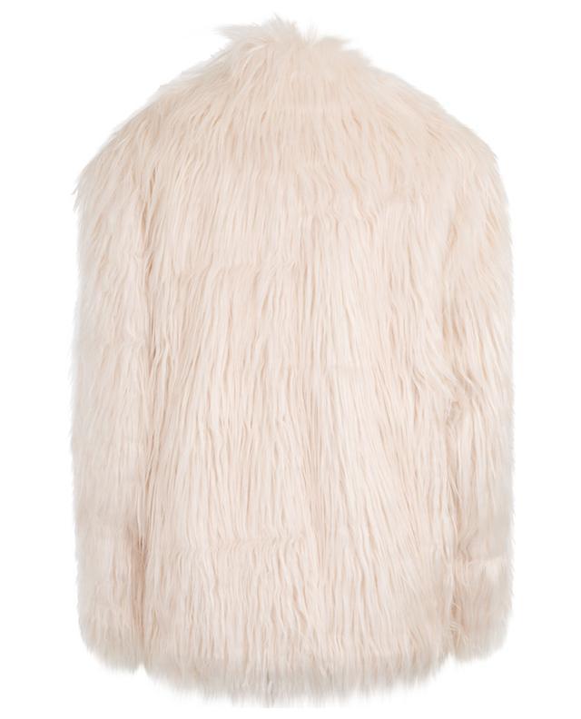 Faux fur short coat PHILOSOPHY