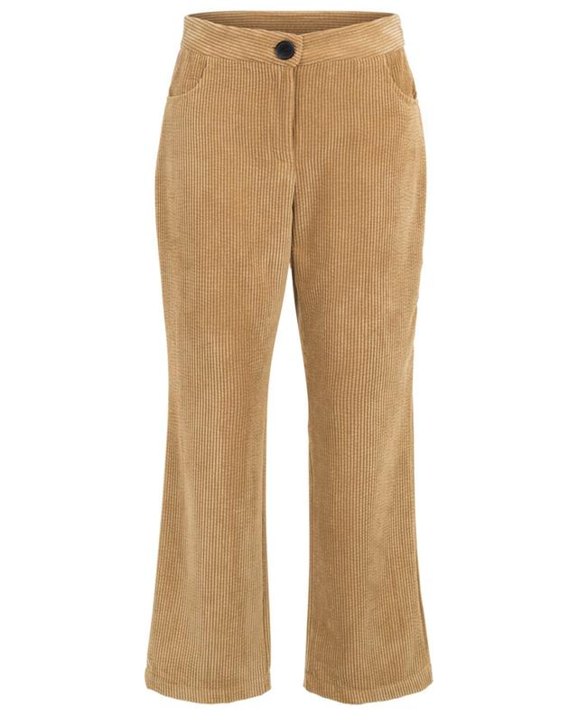 Pantalon large en velours côtelé Ilona TOUPY