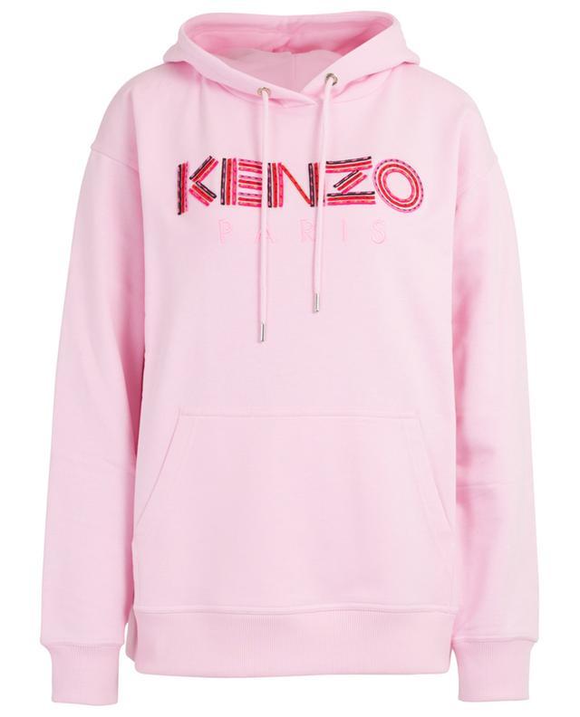 Sweat-shirt oversize broderie logo Hiking Cord KENZO