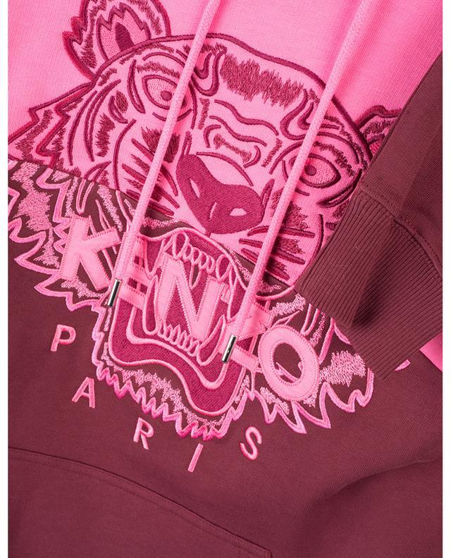 Sweat-shirt en coton Tigre KENZO
