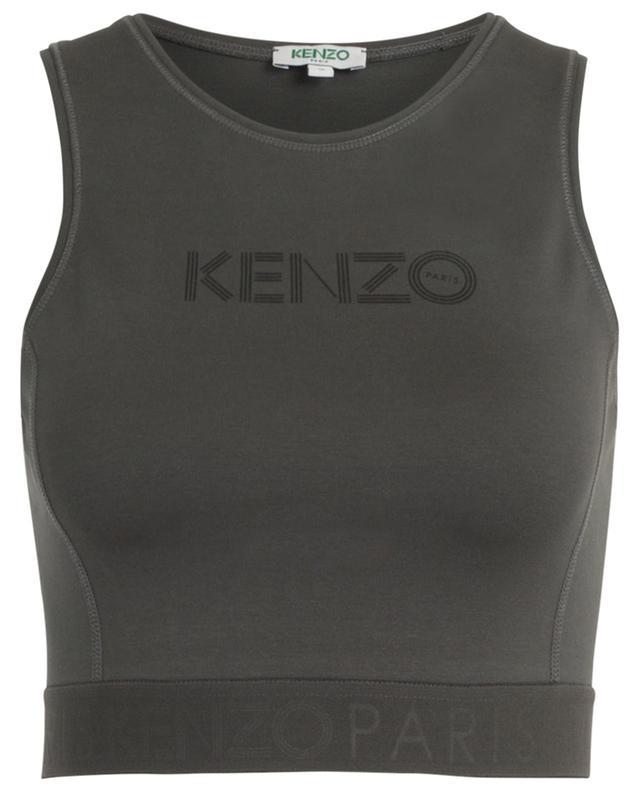 Brassière en coton stretch logo Kenzo KENZO