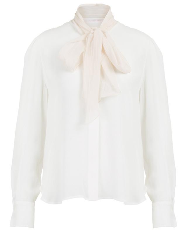 Hemd aus Crêpe mit Crinkle-Schluppe SEE BY CHLOE