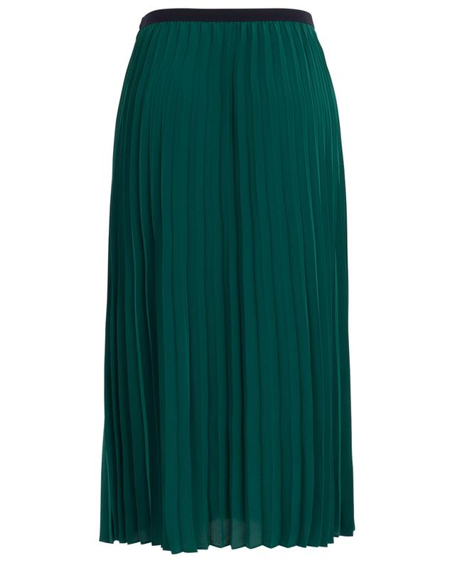 Pleated midi skirt WINDSOR