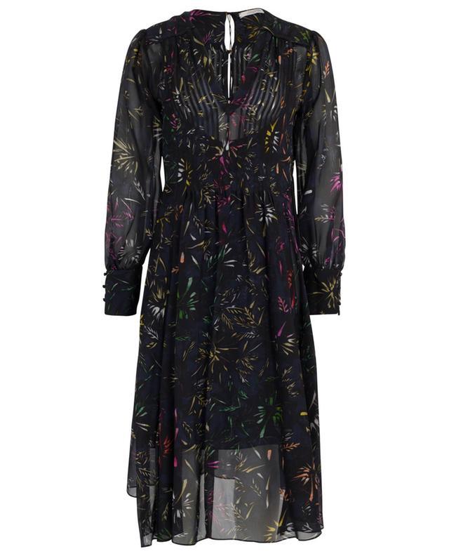 Charismatic Blooming long dress SCHUMACHER