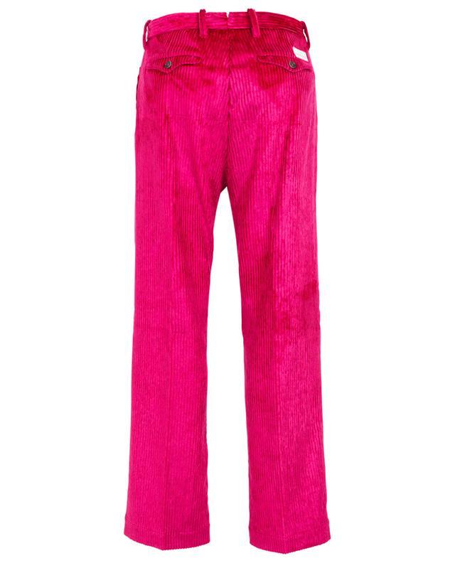 Pantalon en velours côtelé esprit chino Deep NINE IN THE MORNING